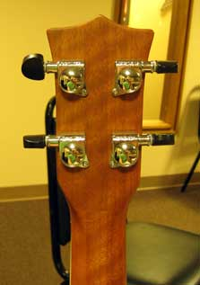 Bell Grover tuners
