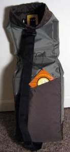 Comes with a really nice padded bag