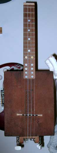 My Papas Boxes Soprano with optional Tuners