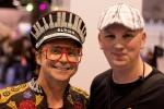 Elton John and me